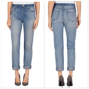 J. Brand Arley High Rise Boyfriend Jeans, Wildfire